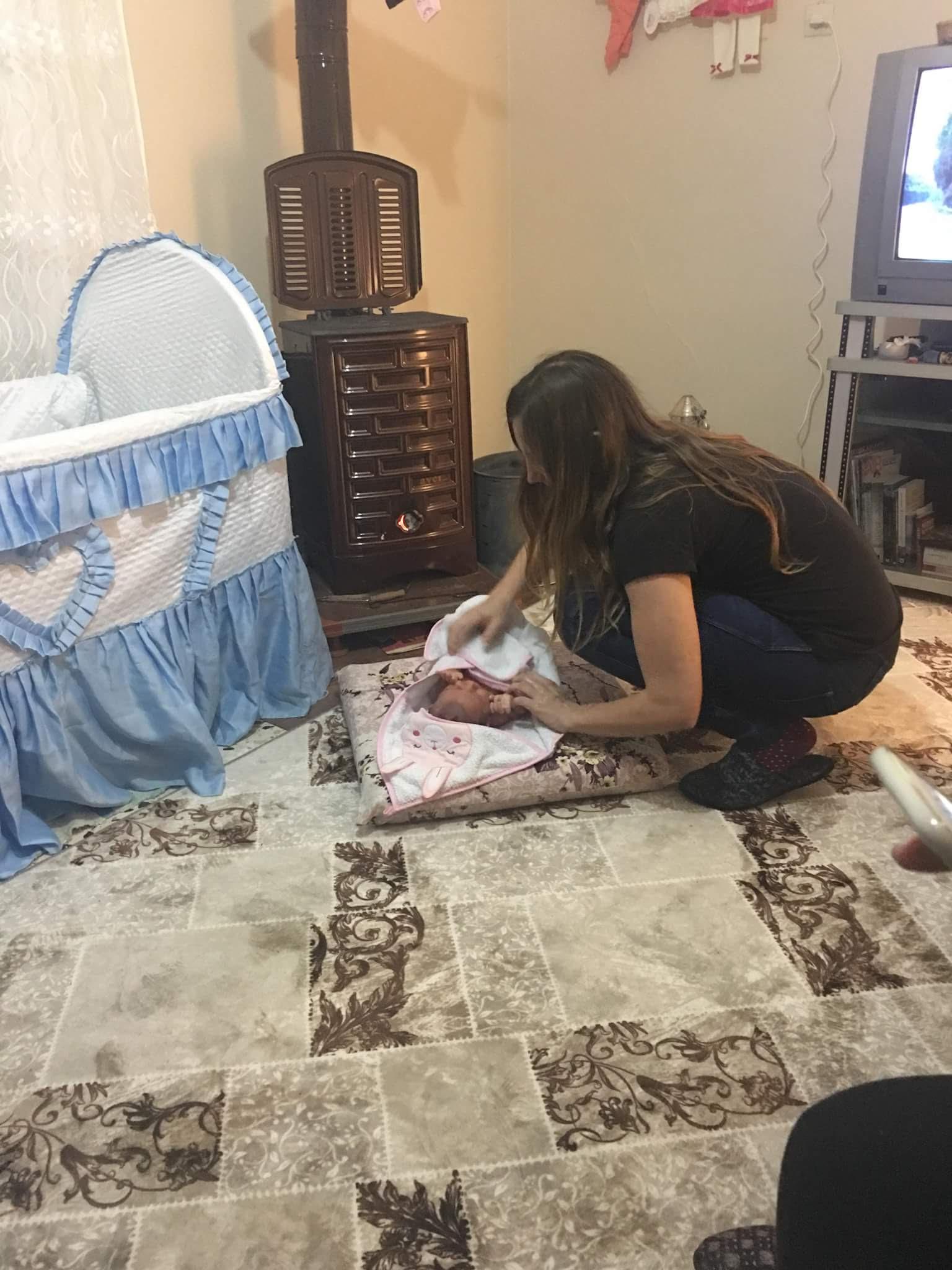 bevalling zwanger turkije
