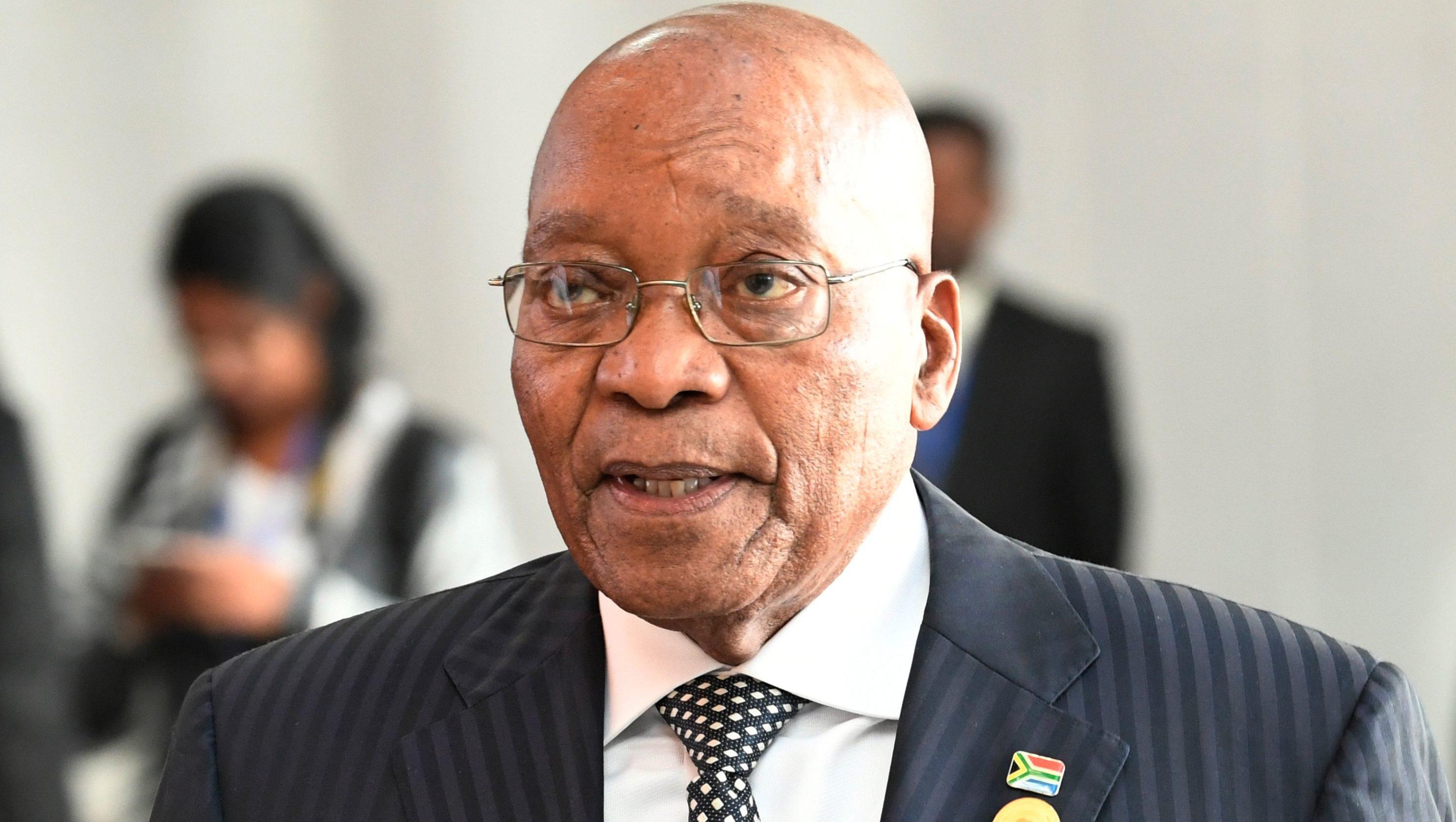 Zuma moet aftreden ANC