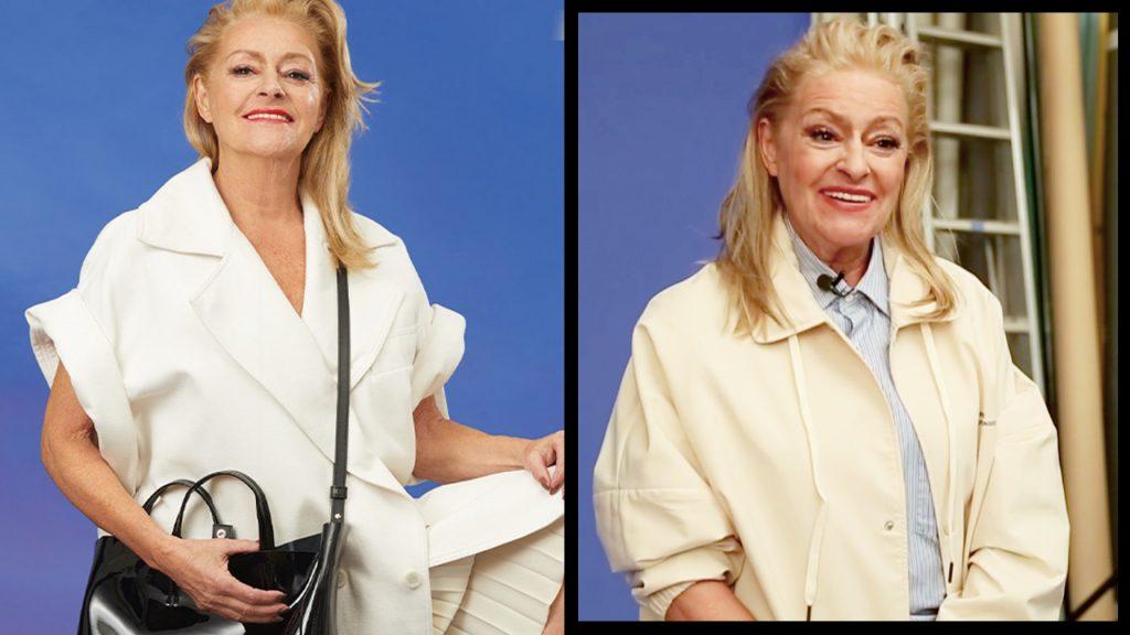 Corry Konings in nieuwe LINDA.mode: 'Ik wil mezelf uitdagen'