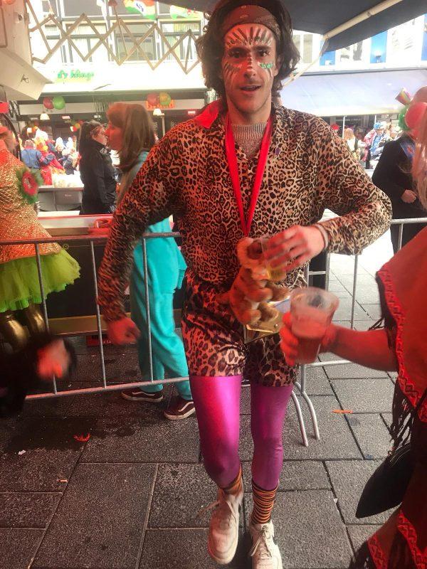 Column Waarom Carnaval Niet Zon Tolerant Feest Is Als Het