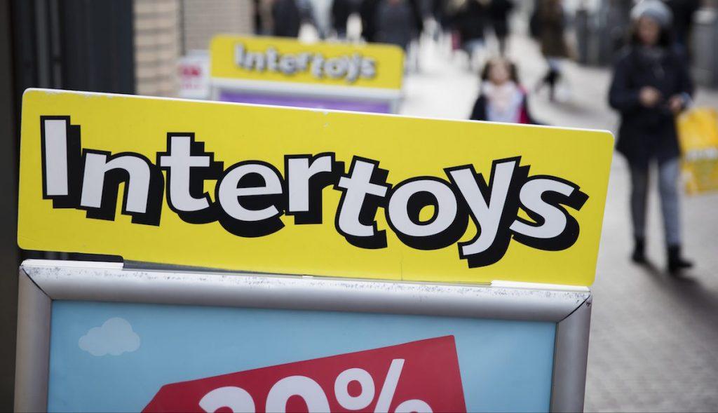 Intertoys doorstart winkels open