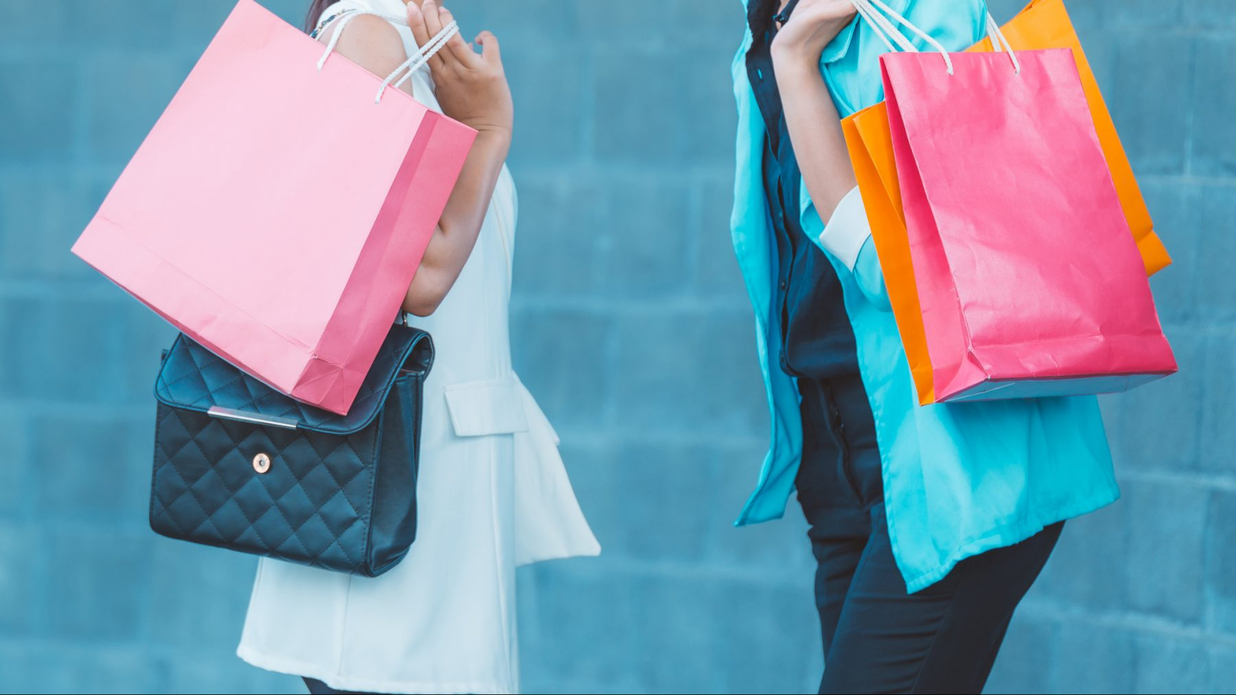 shoppen (Getty Images) Linda.mode shopavond Bijenkorf