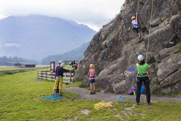 Op vakantie in Tirol