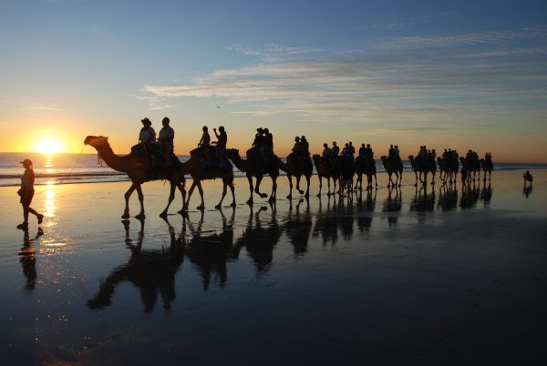 Sterrenbeeld Cable Beach