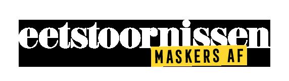Eetstoornissen: maskers af logo