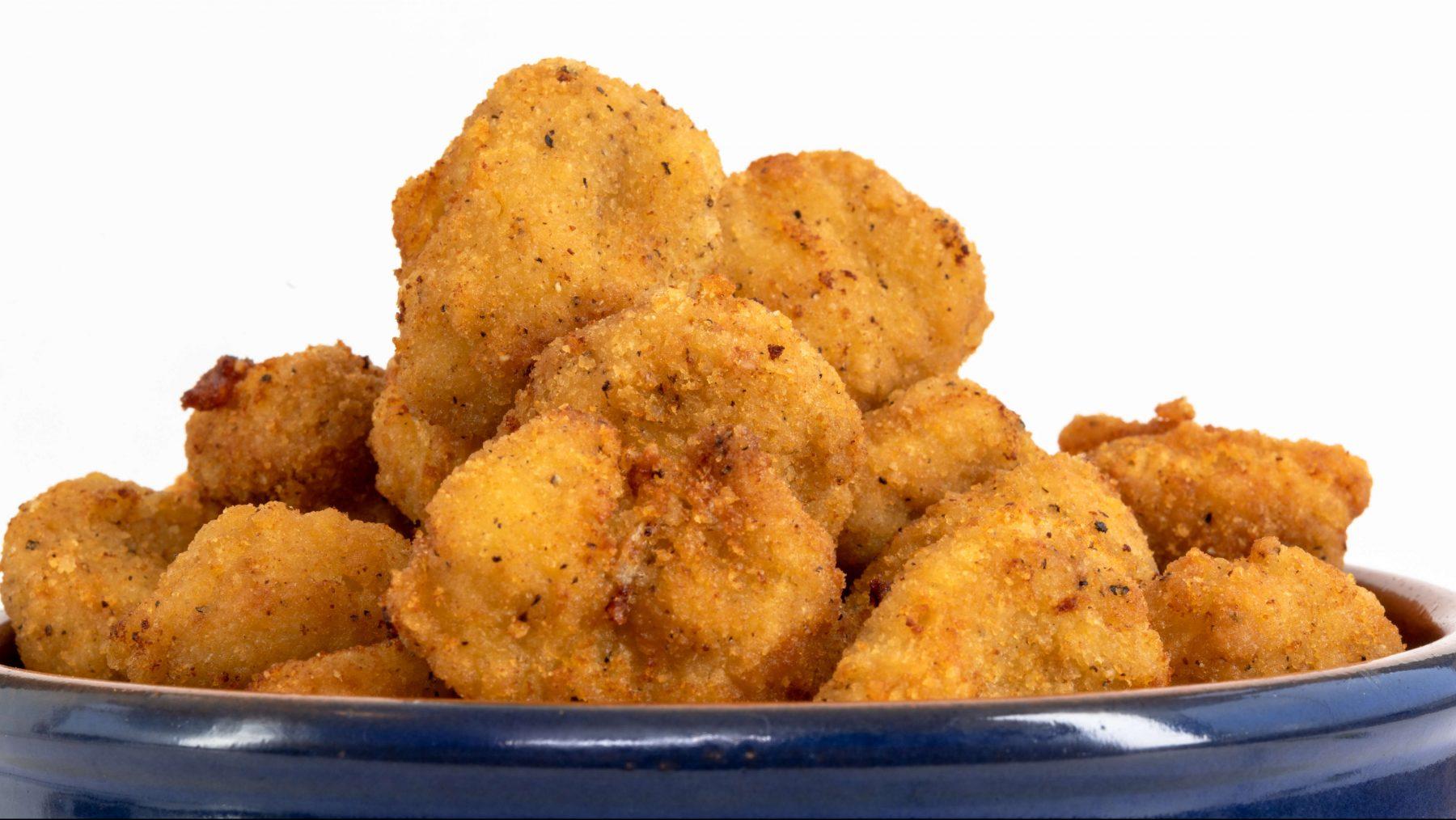 vegetarische kipnuggets macdonalds