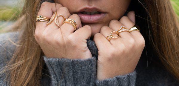 I.Ma.Gi.N. Jewels ringen