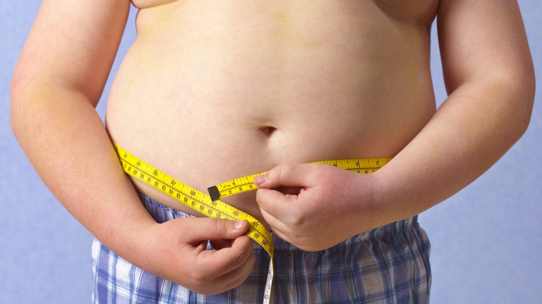 Stephanies zoon heeft genetische obesitas