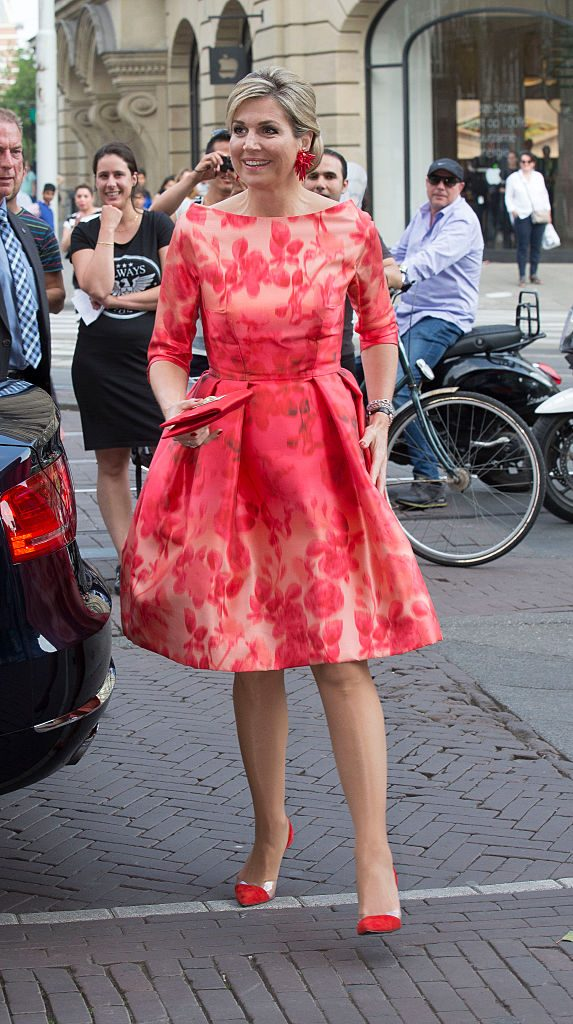King Willem-Alexander and Queen Maxima Of The Netherlands Attend Opening Holland Festival