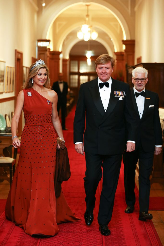 King Willem-Alexander And Queen Maxima Of The Netherlands Visit New Zealand