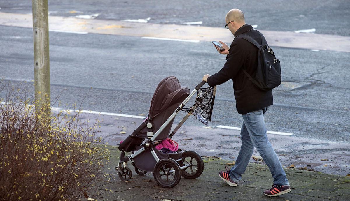 EU wet ouderschapsverlof