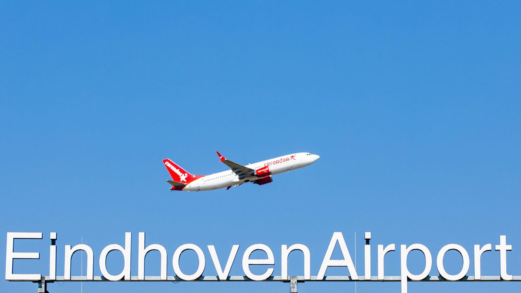 vertragingen Eindhoven Airport