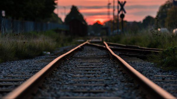 Zelfmoord spoor trein