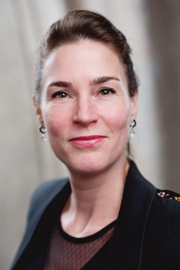 zon veilig spelen, Jantine van 't Klooster, directeur Huidfonds