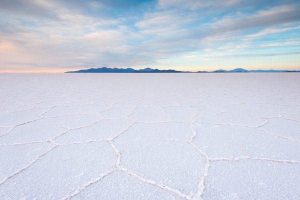 Zoutvlakte Bolivia Salar de Uyuni