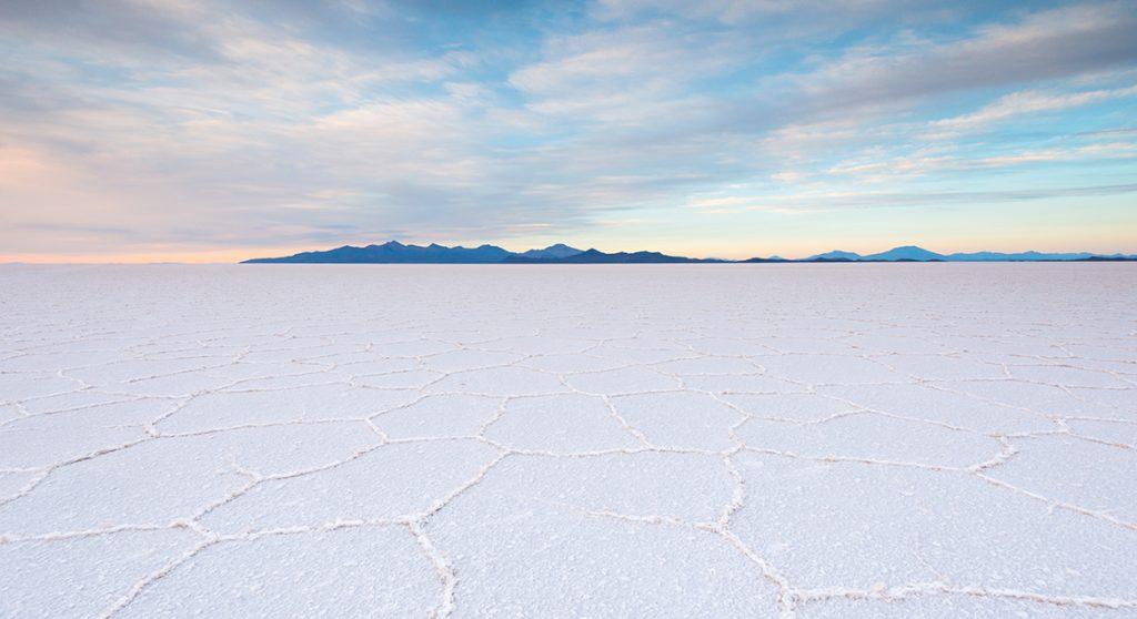 Het pronkstuk van Bolivia: zoutvlakte Salar de Uyuni