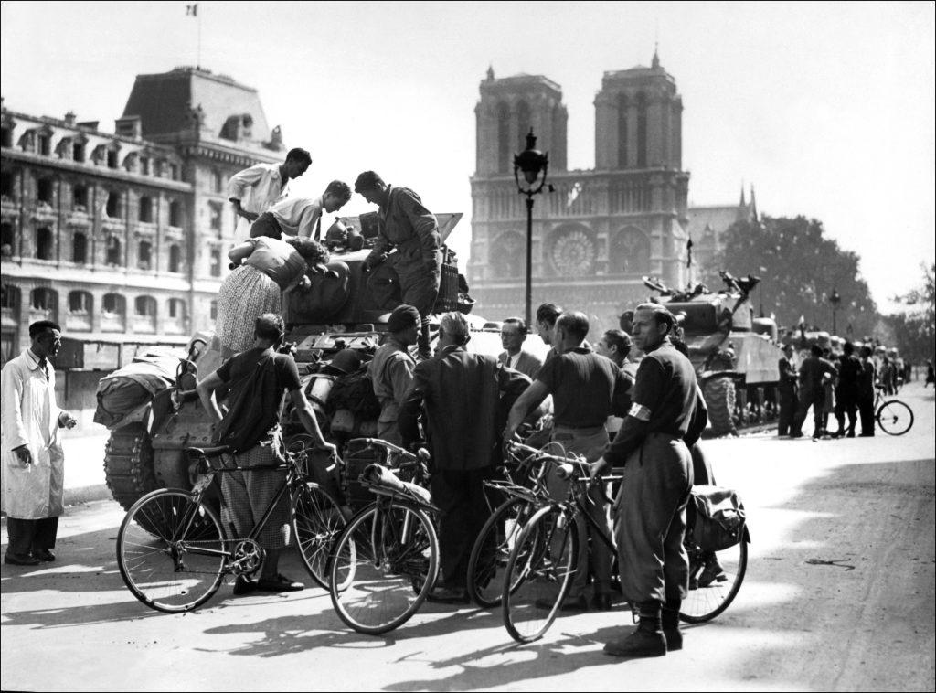 LIBERATION - PARIS-Notre Dame