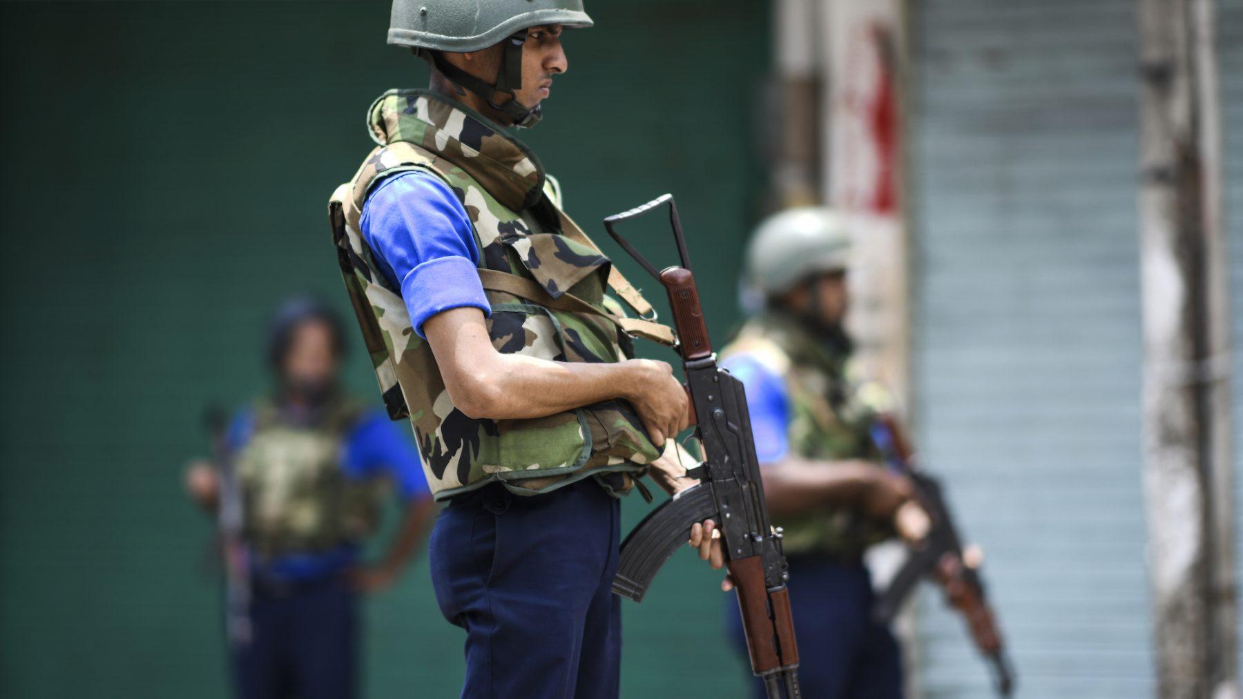 Overheid past reisadvies Sri Lanka aan