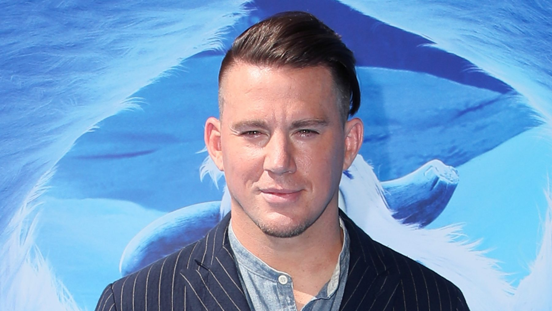 Channing Tatum verliest spel en post naaktfoto op Instagram