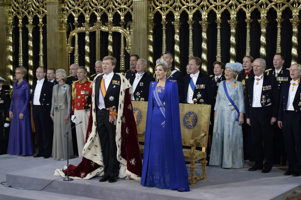 Inhuldiging van koning Willem-Alexander