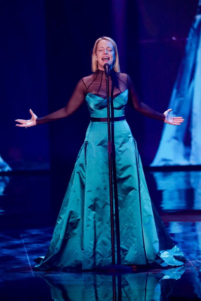 Dit zijn alle outfits van het Eurovisie Songfestival (en dit