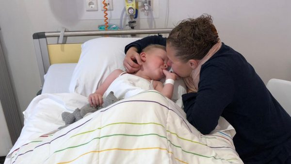 Emma heeft leukemie