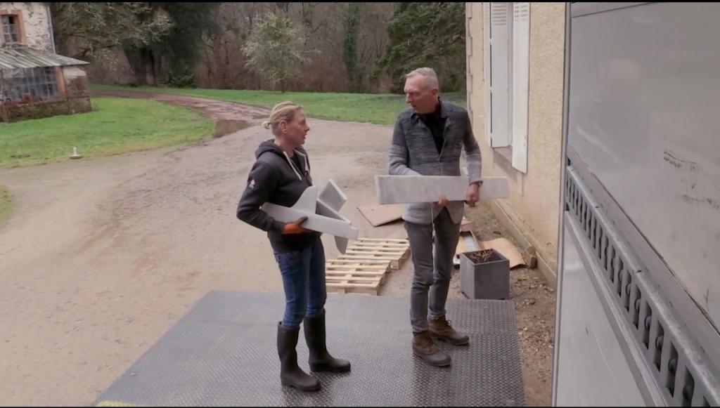 Martien En Erica Verkassen In 'Chateau Meiland' Opnieuw