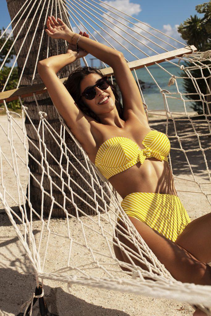 bikini beachhut wacoal freya swim geel