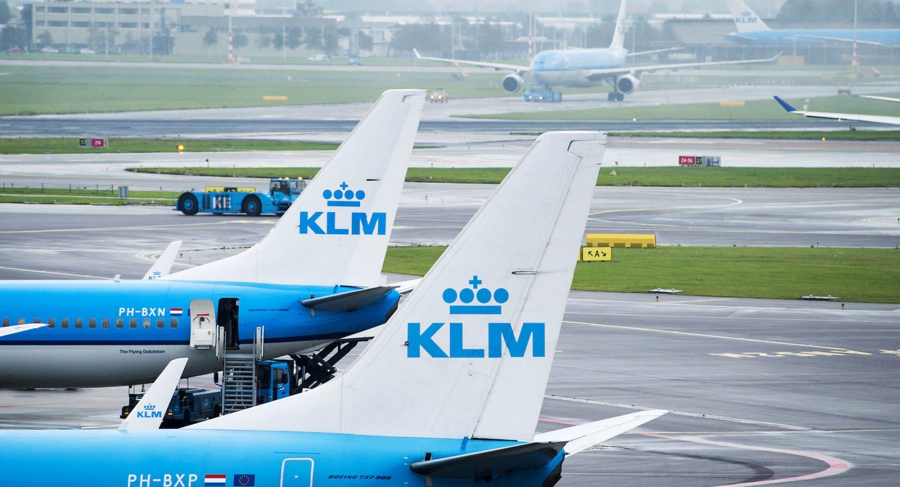 KLM werkt aan hypermodern vliegtuig