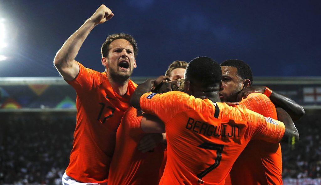 oranje nations league finale
