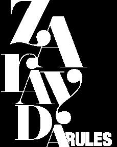 Zarayda Rules logo