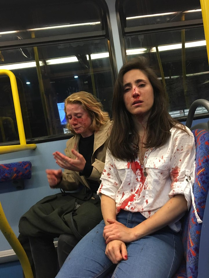Lesbisch-stel-aangevallen-in-Londen