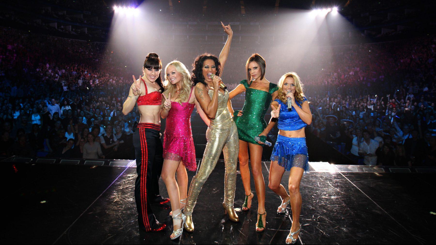 Animatiefilm Spice Girls