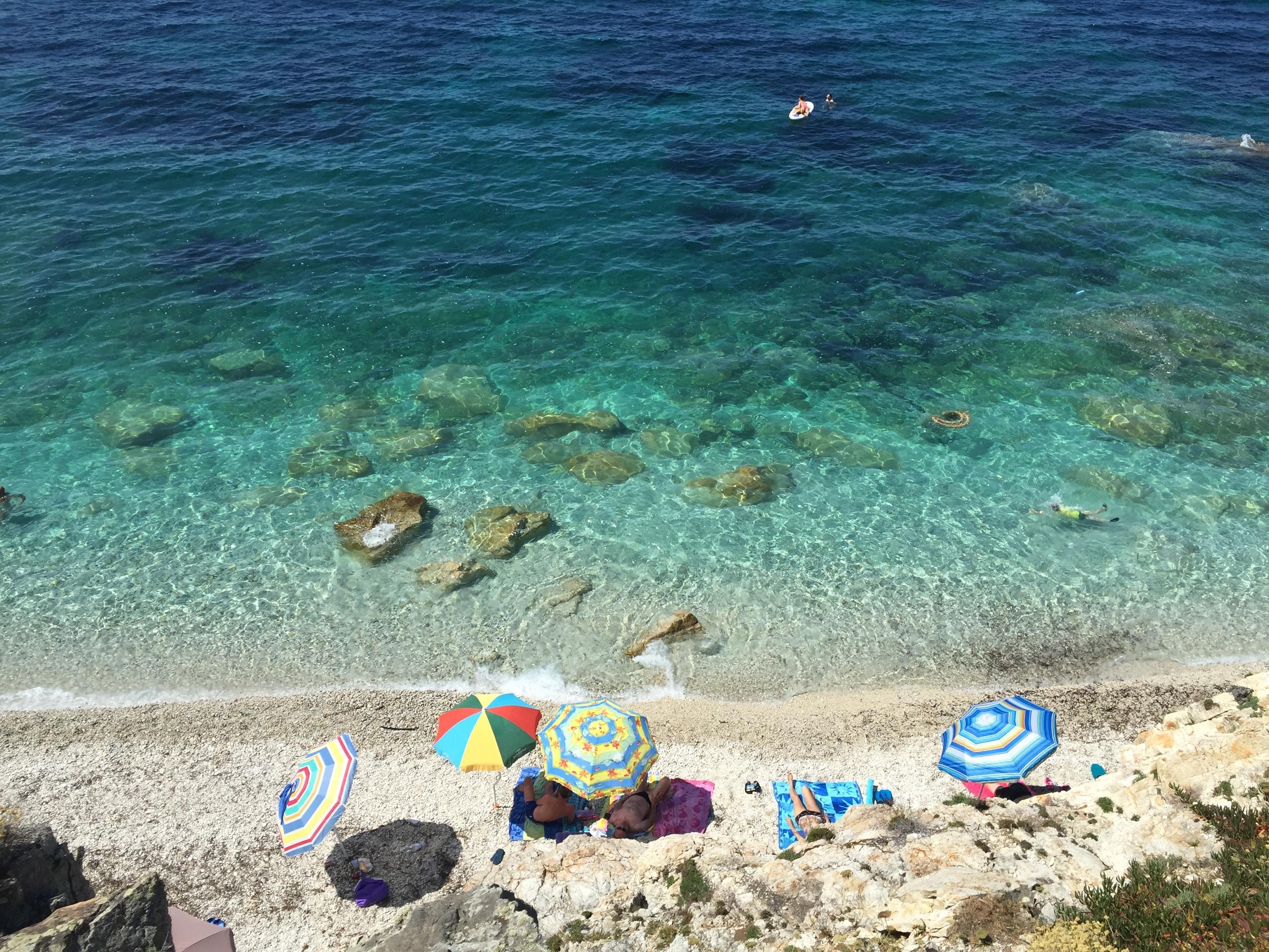 stranden Elba