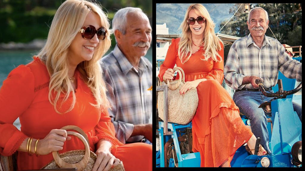 Linda De Mol Over Haar Vakantieliefde Ik Werd Smoorverliefd Op Een Griek
