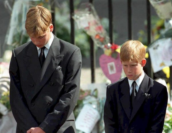 begrafenis diana