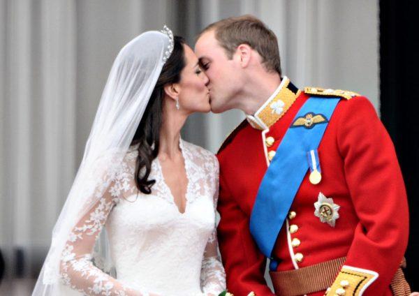 Prins William en Kate