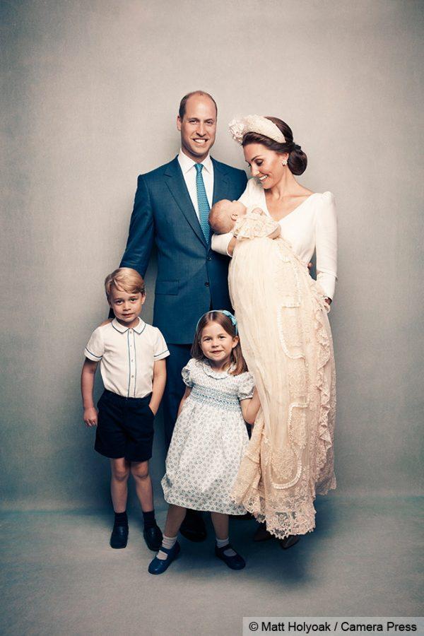Prins William gezin