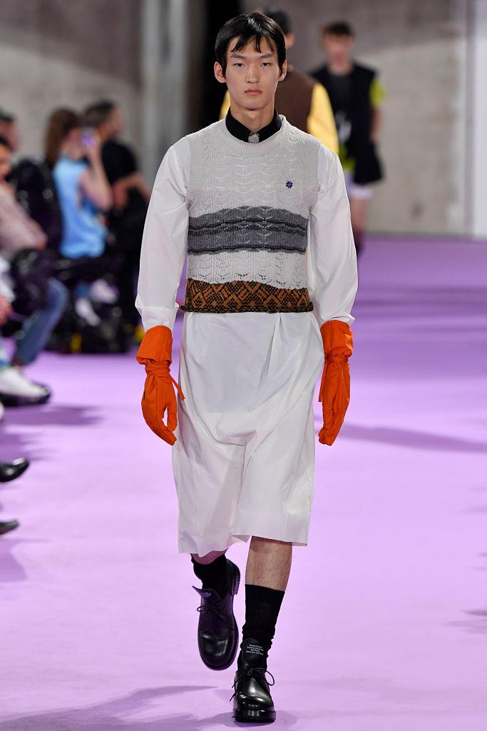 fashion mannen mode