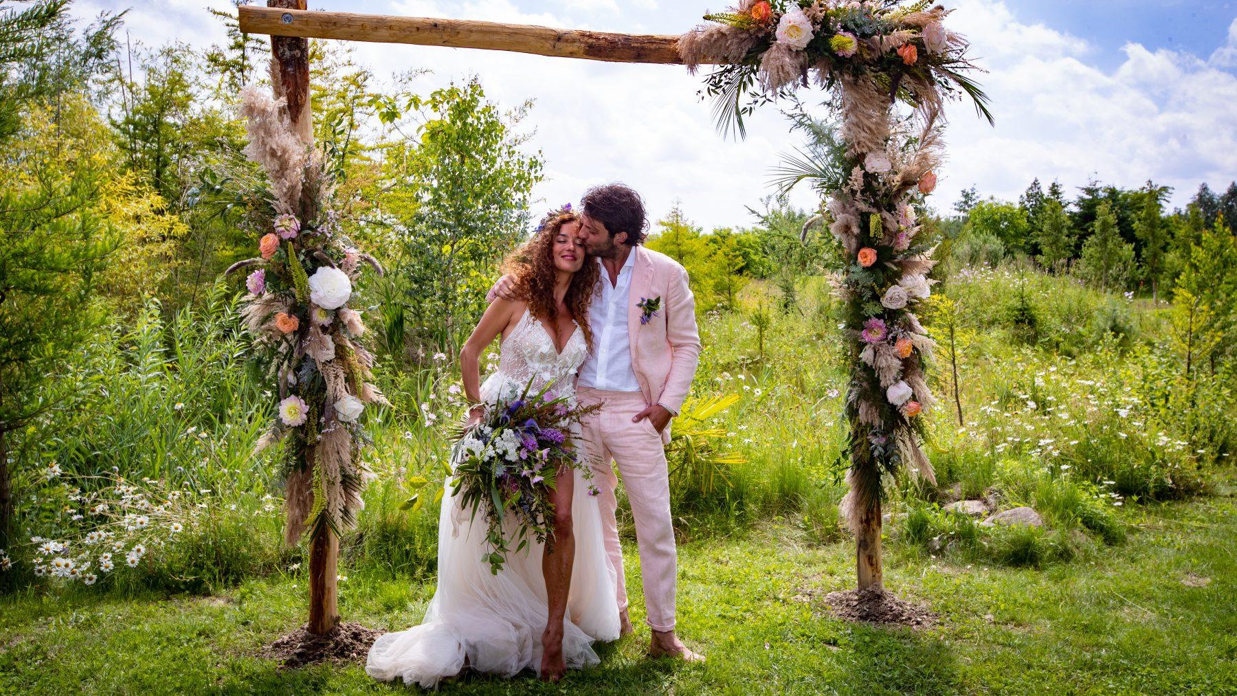 Katja Schuurman bruiloft