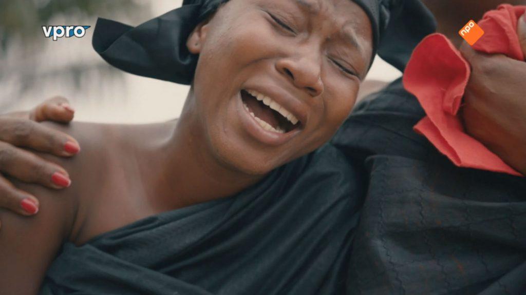 Ghana begrafenissen betaald worden om te huilen
