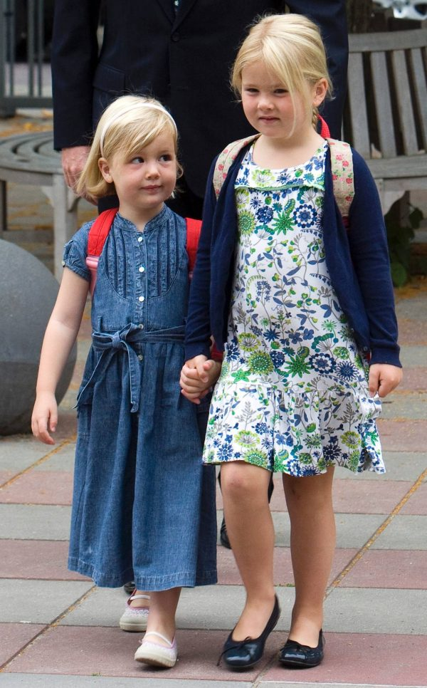 Alexia schooldag