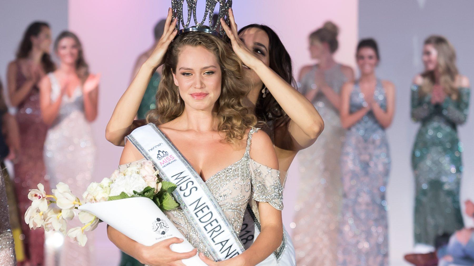 Miss Nederland 2019 Sharon Pieksma