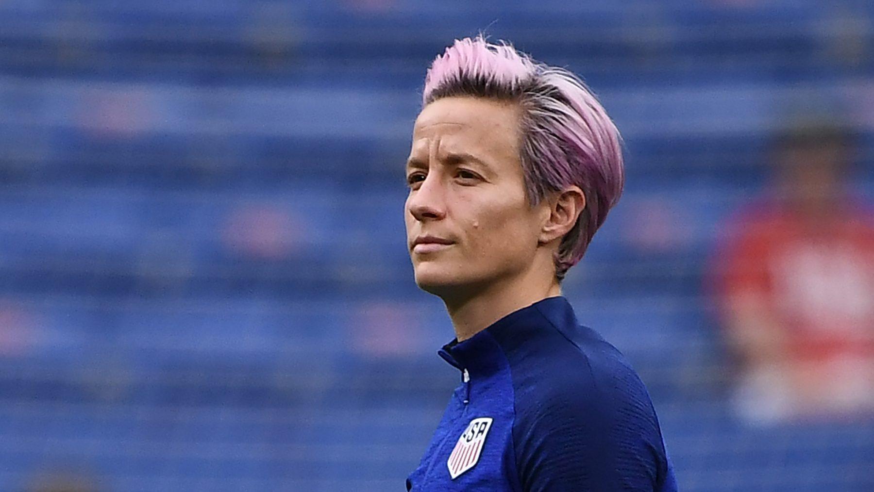 megan-rapinoe-voetbal-trump-lesbisch