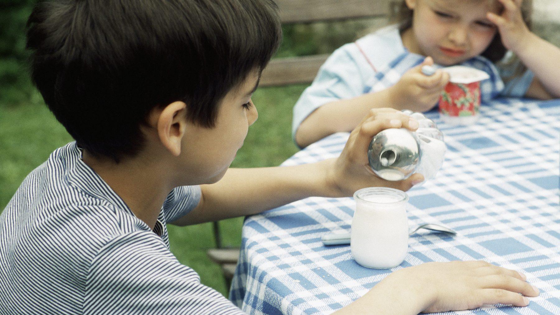 kinderen eten te veel suiker