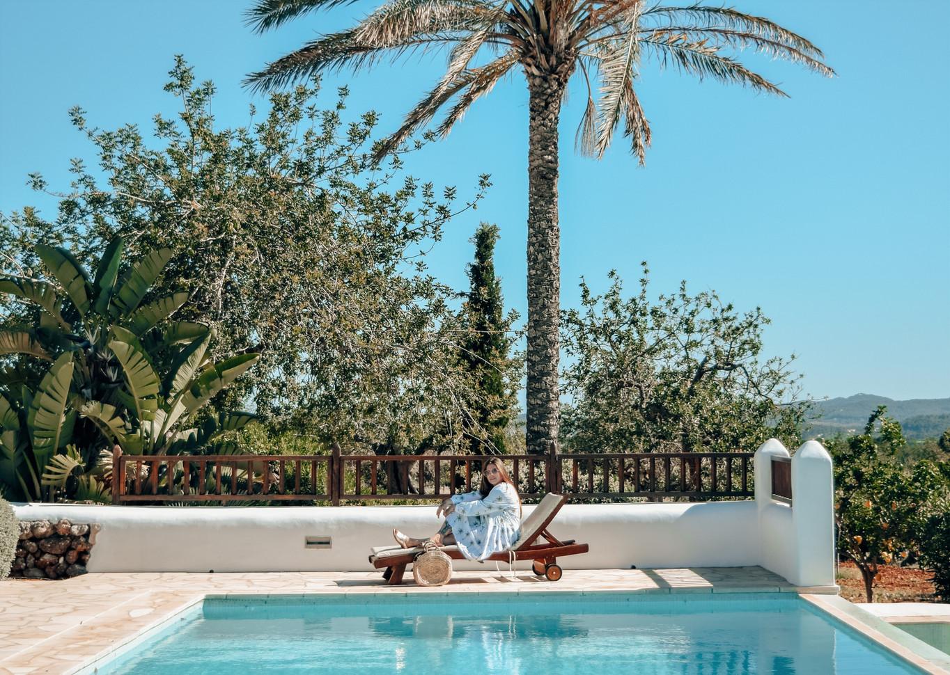 Kiki op Ibiza