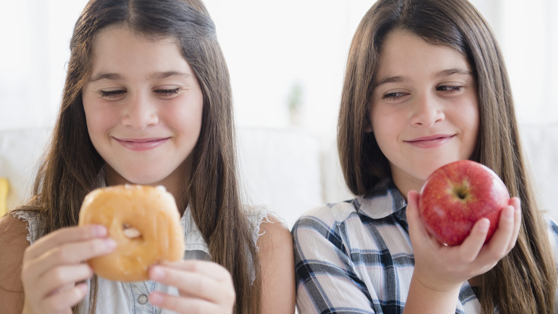 zelfs-tweelingen-reageren-anders-op-hetzelfde-eten