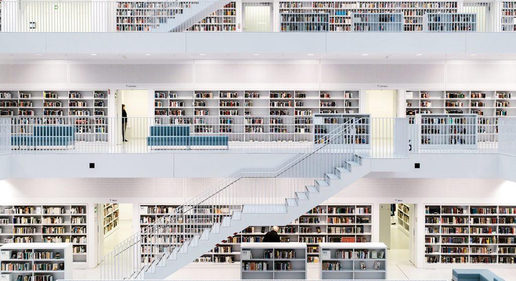 7 x lekker wegdromen in de mooiste bibliotheken ter wereld