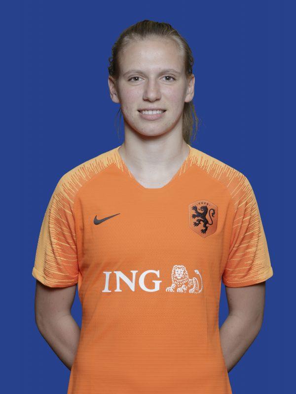 Lieske Carleer knvb