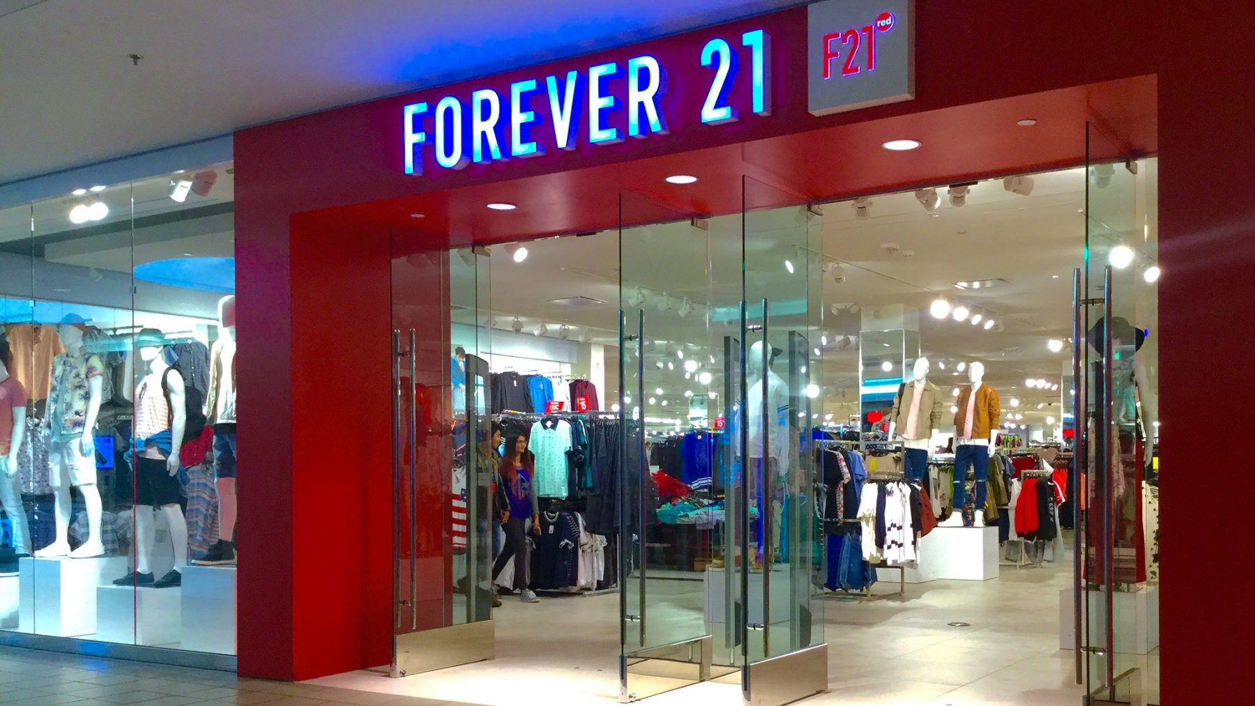 Forever 21 flickr